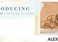 Just arrived: the Alex and Ani Seaside Sliders Collection