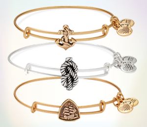 The Clic Nautical Symbols Of Seaside Collection Have Been Reimagined And Designed As Sliding Charms Is Composed
