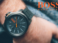 Fusing Luxury with Urban Design: the HUGO BOSS Orange Collection