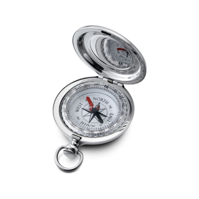 Dalvey Stainless Steel Compass
