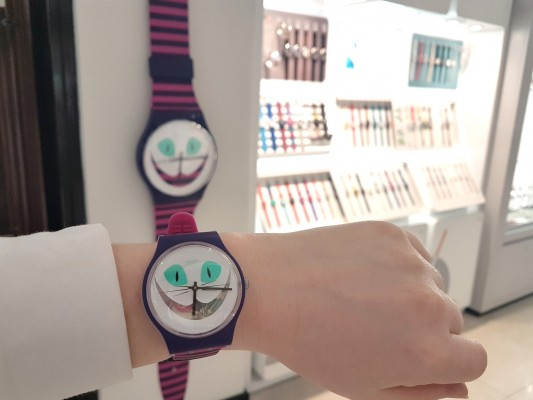 Cat me up by Swatch
