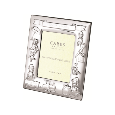 Carrs Irish Silver Photo Frame