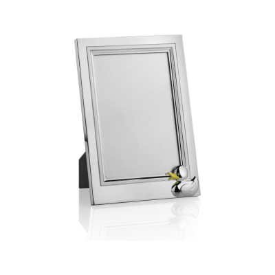 Newbriodge silver baby photo frame