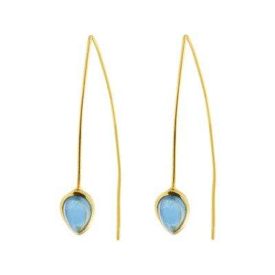 Juvi Iolite Seadrop Earrings €75
