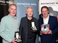 Raymond Weil Celebrate Three Music Legends at Weir & Sons