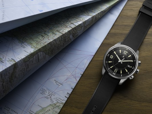 jaeger-le coultre polaris memovox
