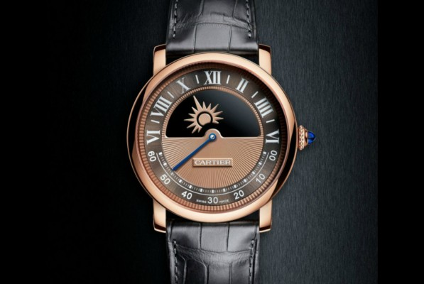 Cartier Rotonde Mysterieuse Day Night