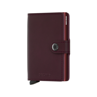 Secrid bordeaux miniwallet