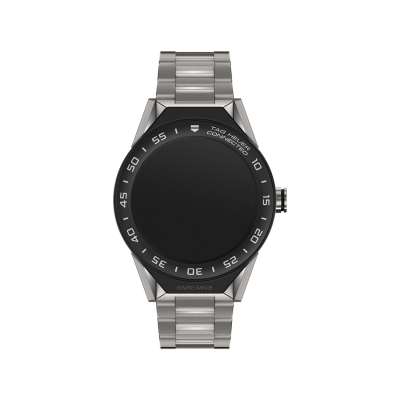 Tag Heuer Connected Modular 45mm Titanium & Ceramic Smartwatch, €2,250