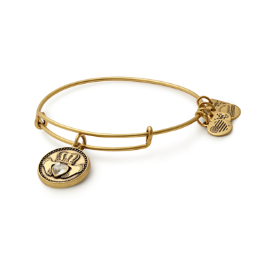 Alex & Ani Claddagh Bangle, €42