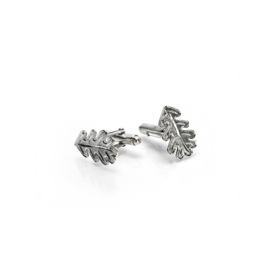 Sacred Oak Tree Cufflinks for him