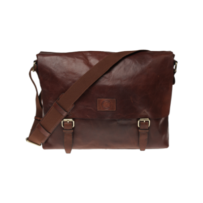 Messenger Bag For him by Saddler