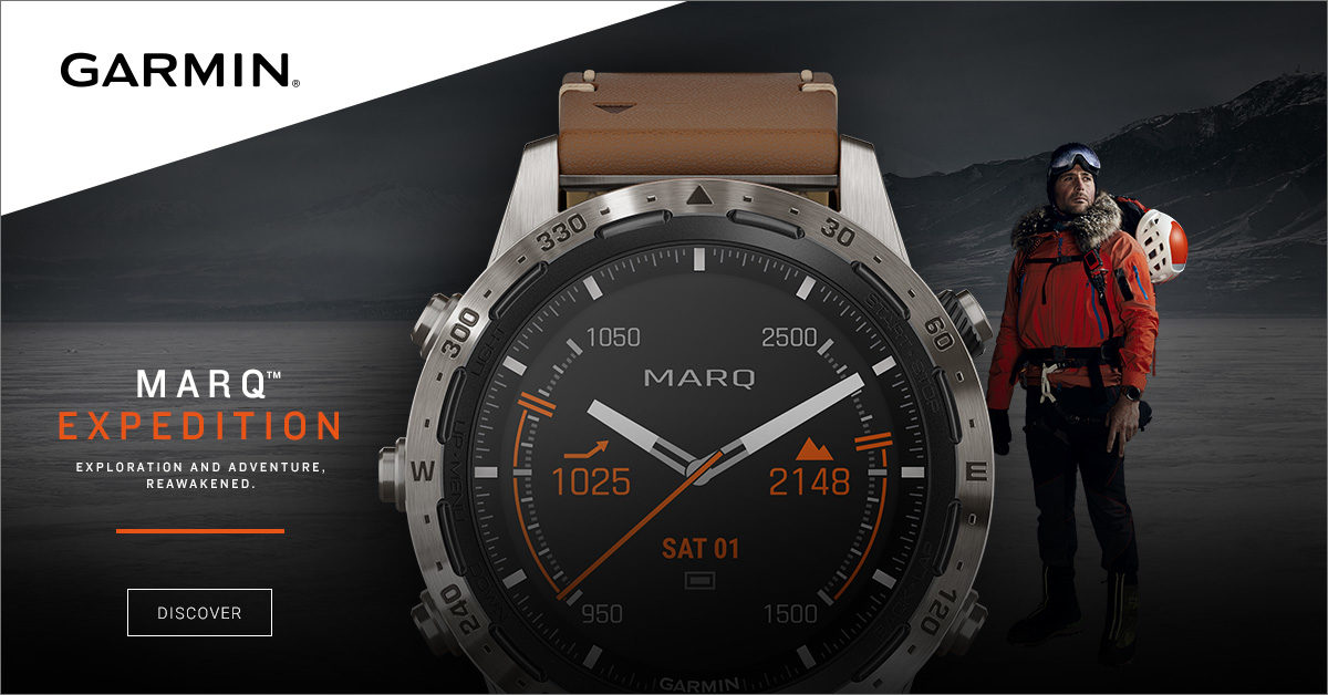 MARQ Expedition Watch from Garmin