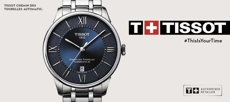 Tissot AT WEIR AND SONS