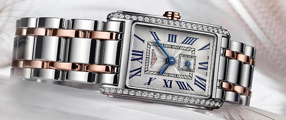Longines La Dolce Vita at Weir And Sons