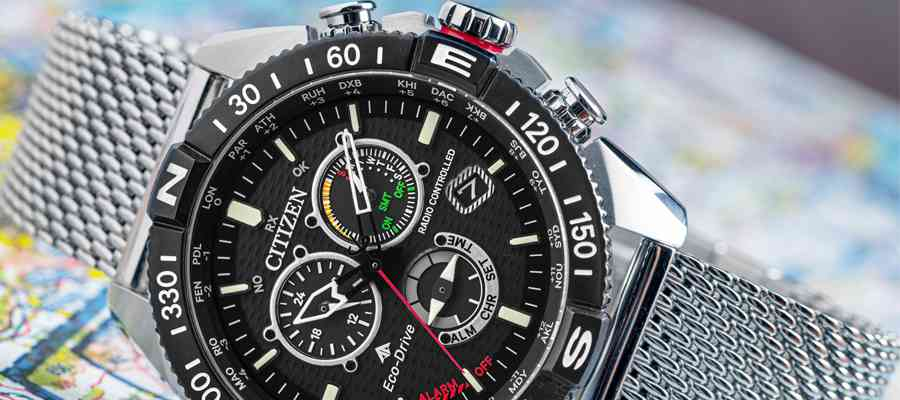 Citizen Watches Weir and Sons