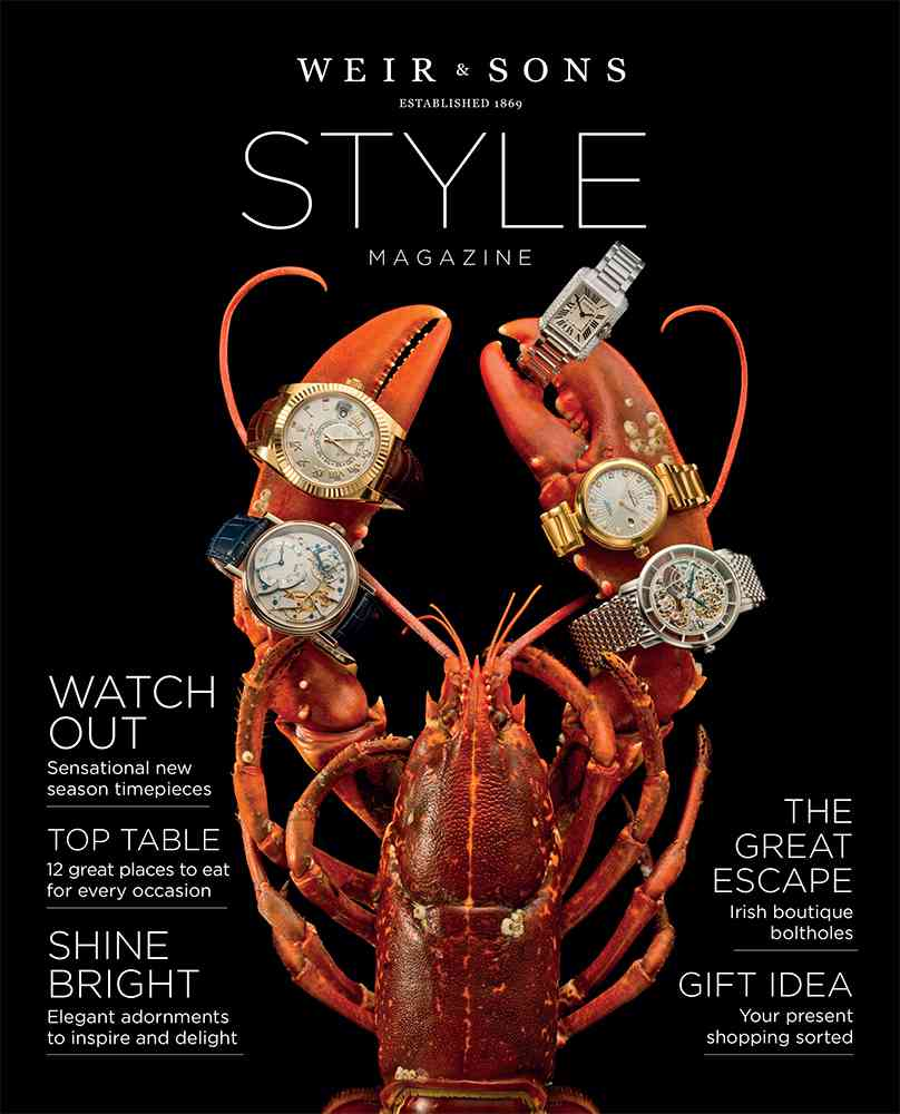 Weir Style October 2015