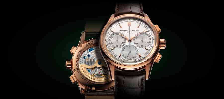 Frederique Constant at Weir and Sons
