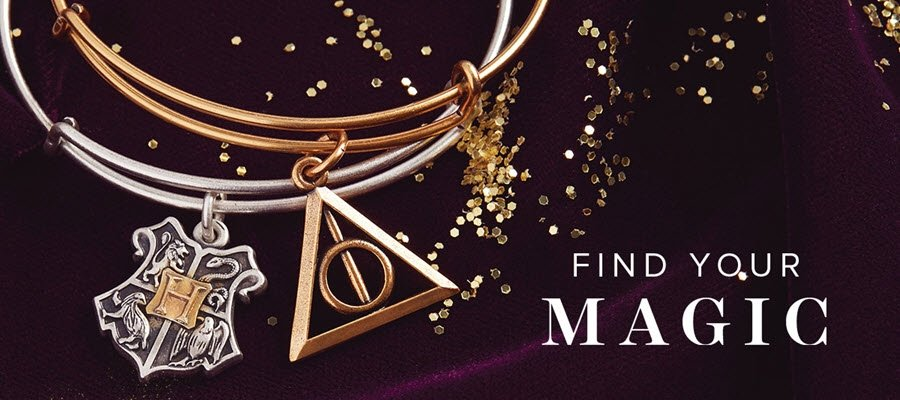 Harry Potter jewellery by alex and ani