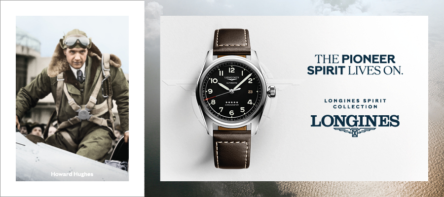 LONGINES AT WEIR AND SONS