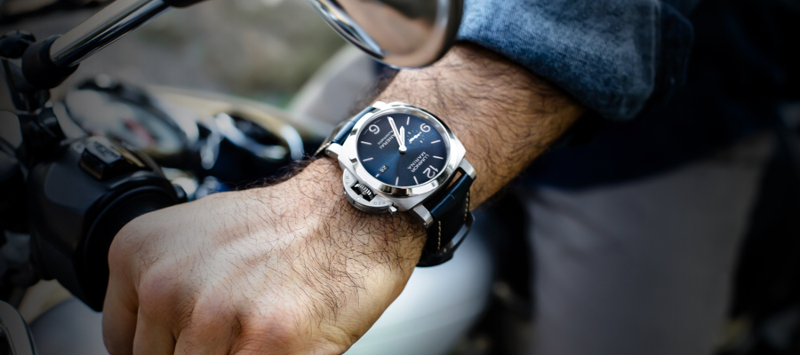 Panerai AT WEIR AND SONS