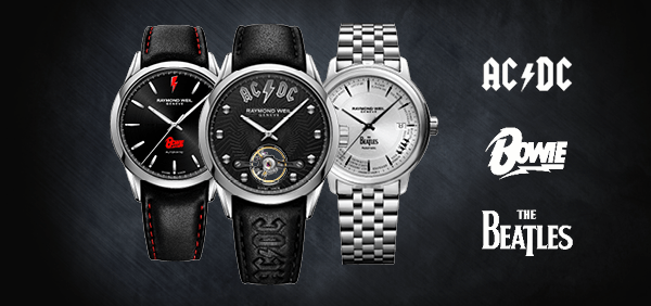 Music Icons by Raymond Weil