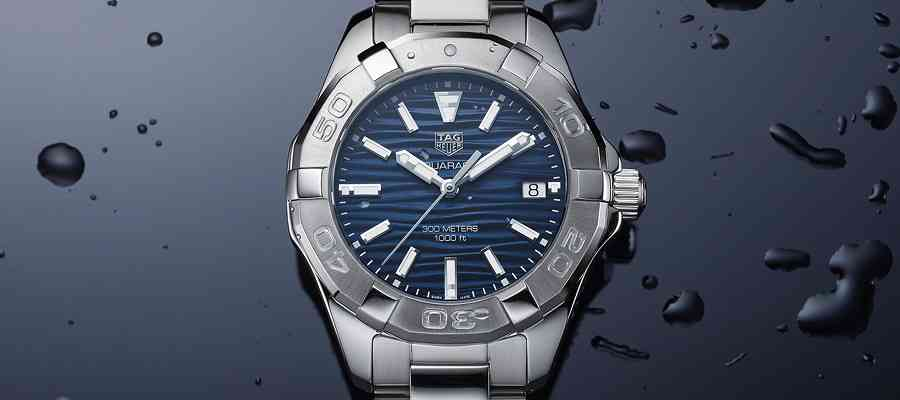 TAG Heuer Aquaracer at Weir And Sons