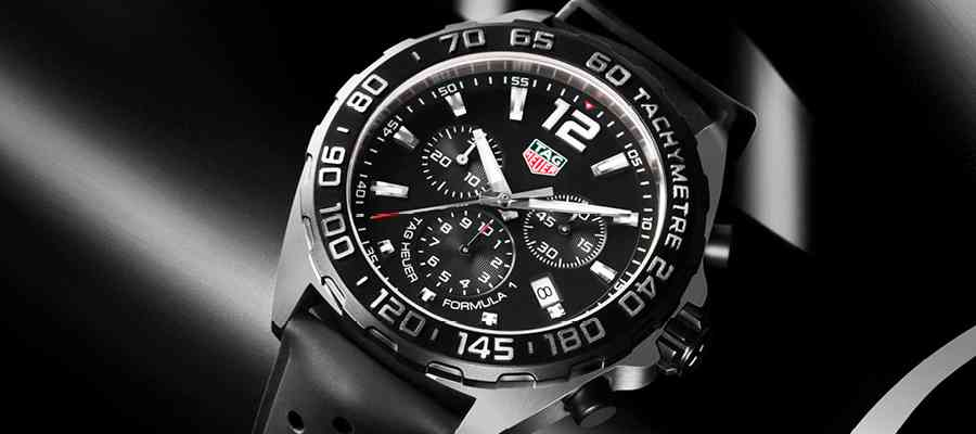 TAG Heuer F1 at Weir And Sons