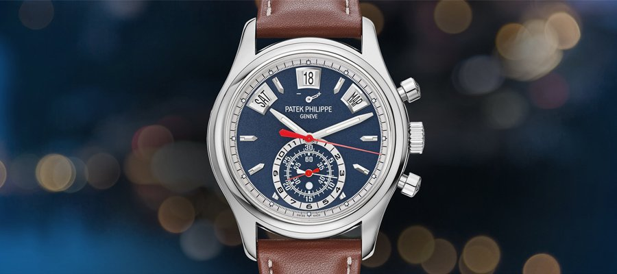 Patek Philippe AT WEIR AND SONS