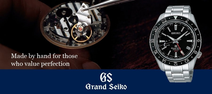 Grand Seiko AT WEIR AND SONS