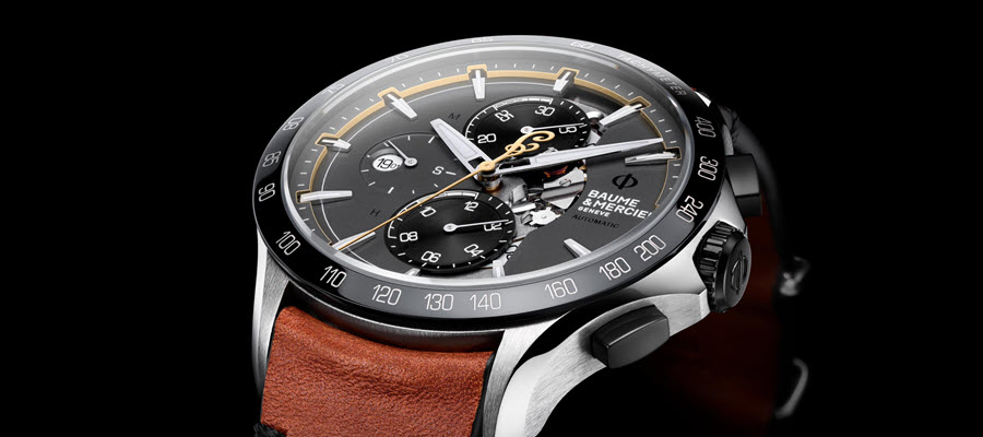 Baume Et Mercier AT WEIR AND SONS