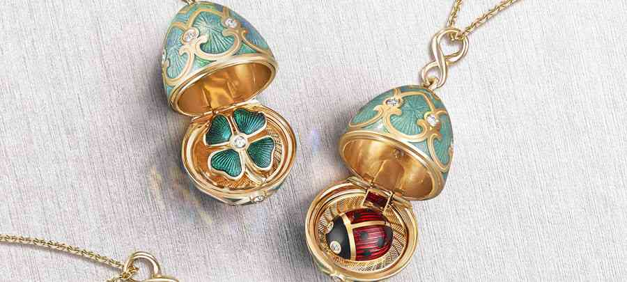 Fabergé Jewellery at Weir and Sons