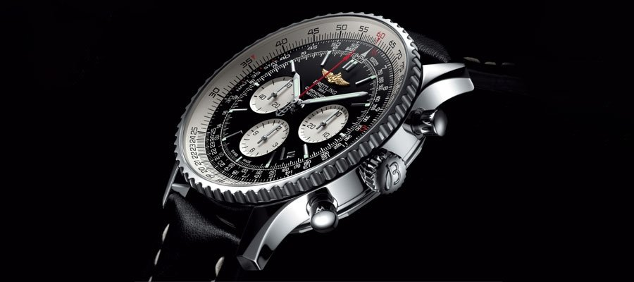 Breitling AT WEIR AND SONS