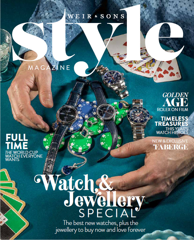 Weir Style October 2018