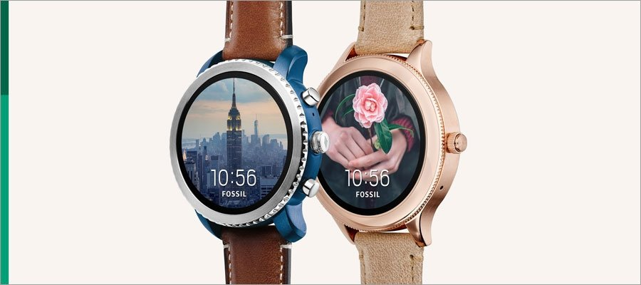 Fossil Smart Watches AT WEIR AND SONS