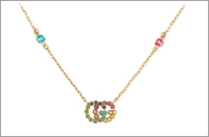 Gucci G Timeless Necklace