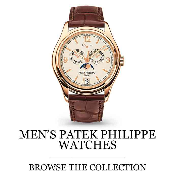 9853d35b723 Patek Philippe at Weir & Sons