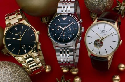 Fashion and Designer Watches at Weir & Sons