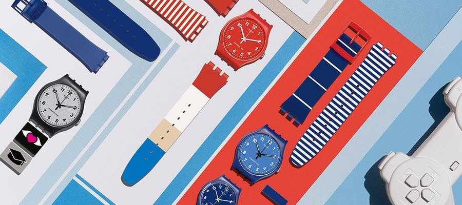 SWATCH X YOU WEIR AND SONS