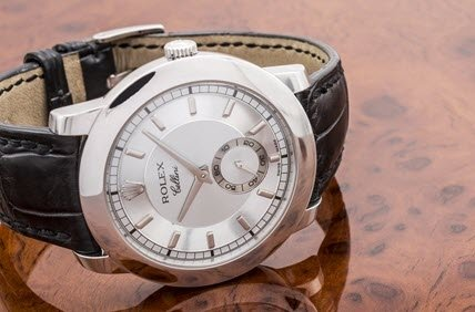 Vintage and Pre owned luxury watches at Weir & Sons