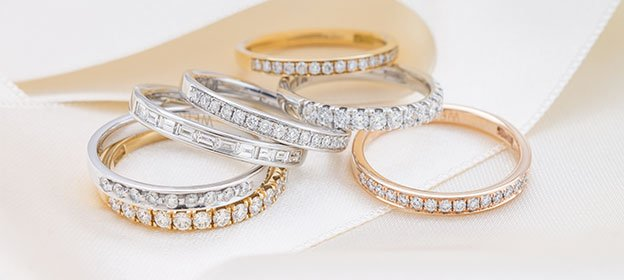 Wedding Rings at Weir & Sons