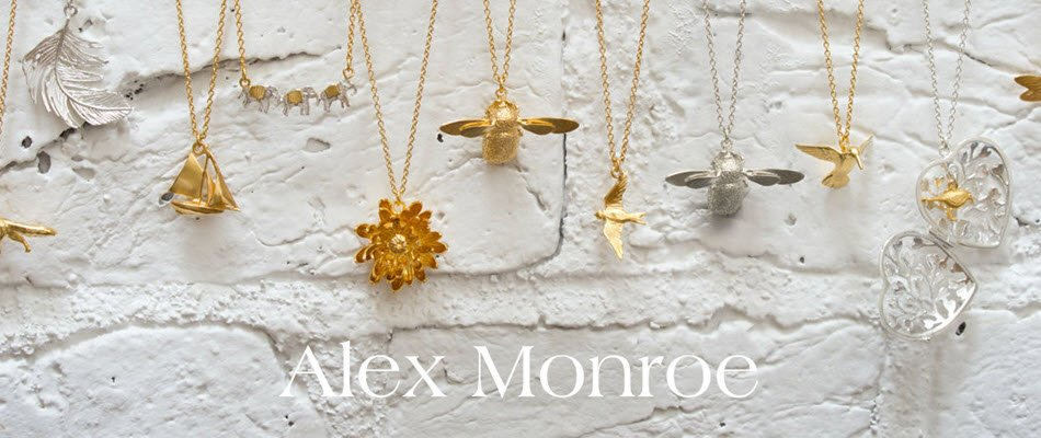 Alex Monroe at Weir and Sons